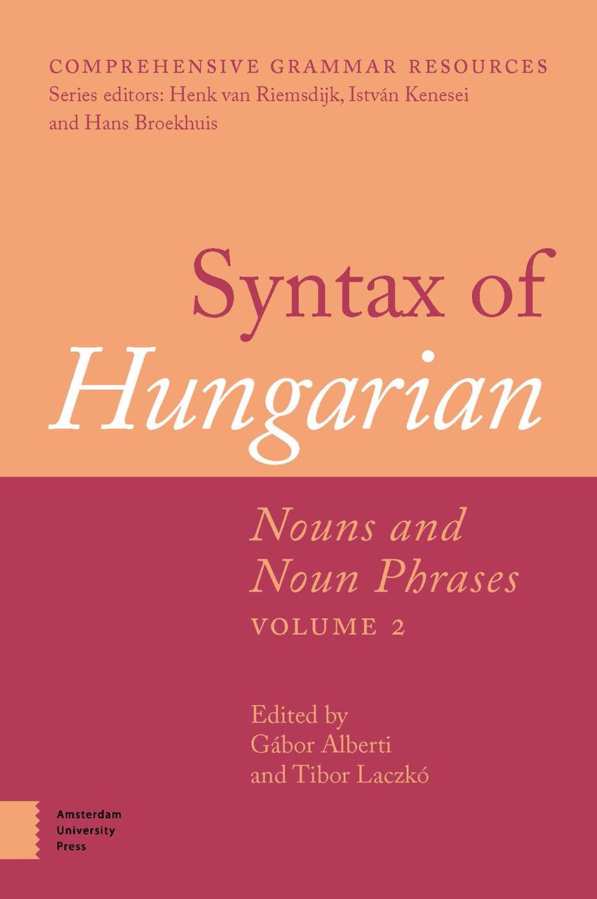 Hungarian Language Book