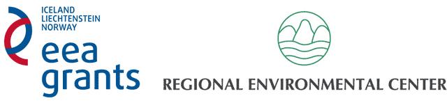 EEA grants, Regional Environmental Center, logó