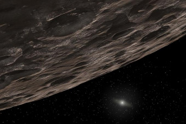 Larger and heavier: Pluto's remote brother examined by Hungarian researchers