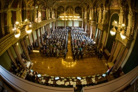 Introducing the newly elected members of the Hungarian Academy of Sciences