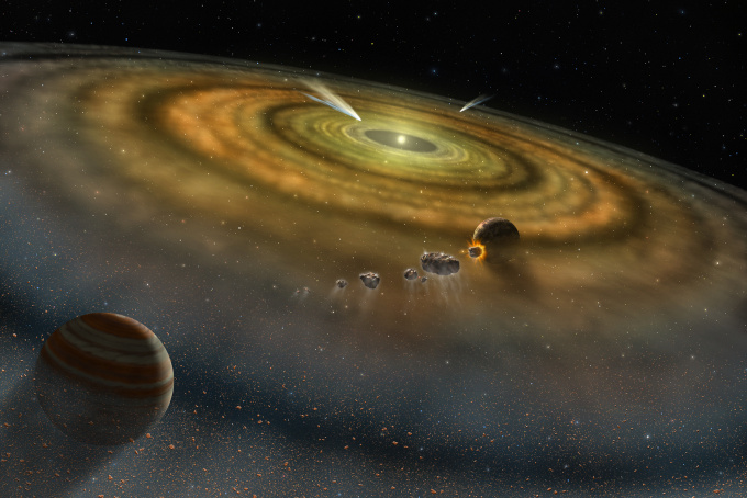Planet formation, fuel from gases, learning and attention: three Hungarian researchers among the winners of the 2016 ERC Starting Grants