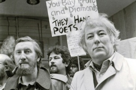 Seamus Heaney memorial lecture by poet and literary historian William J. McCormack