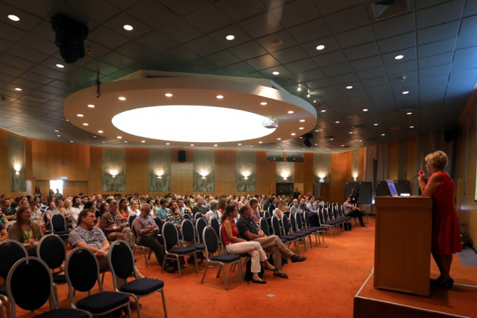 The 12th European Nitrogen Fixation Conference took place in Budapest