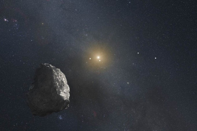 Discovery of Hungarian and American astronomers tells about the past of the solar system