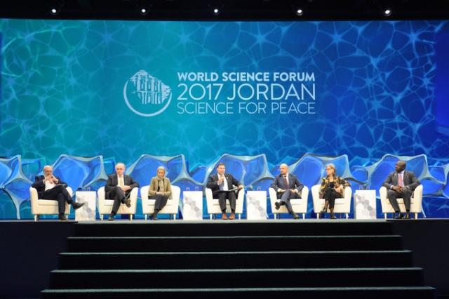 World Science Forum, Jordánia, záró plenáris ülés
