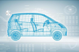 Innovation of Hungarian researchers could revolutionise car-industry design technology testing