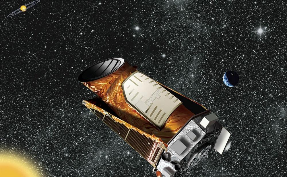 Az exobolygók felfedezéséhez eddig leginkább a Kepler űrszonda járult hozzá