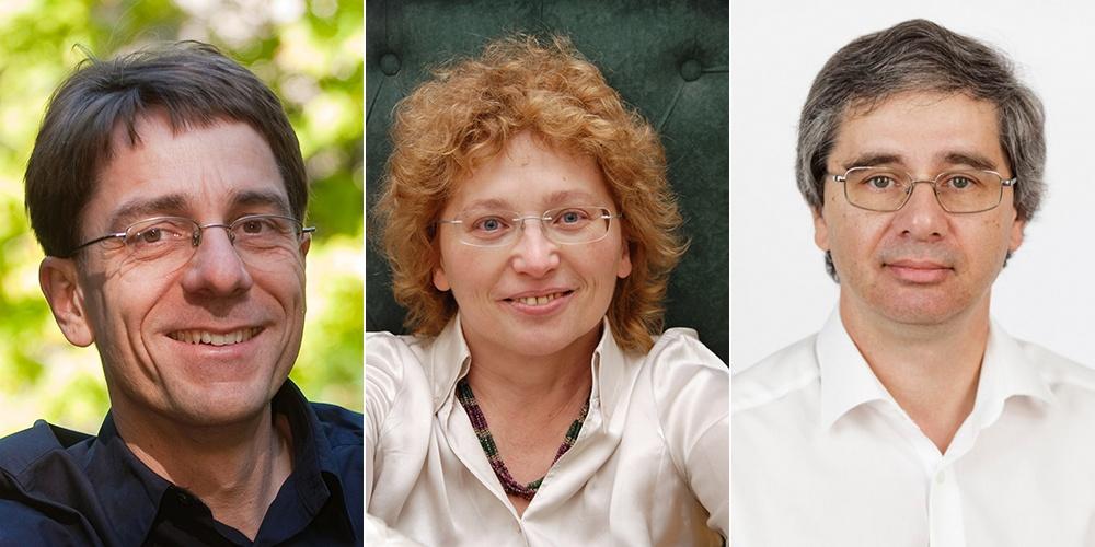 Acsády László, Balogh Margit, Debreczeni Attila