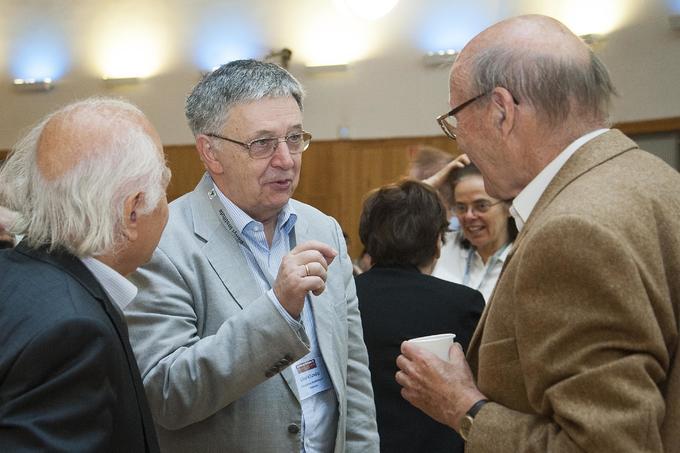 Nekik csak Laci –  Kiváló matematikusok Budapesten, Lovász László tiszteletére