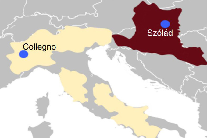 Pannoniából Itáliába: migráció a 6. században – Közös MTA-ELTE cikk a Nature-ben