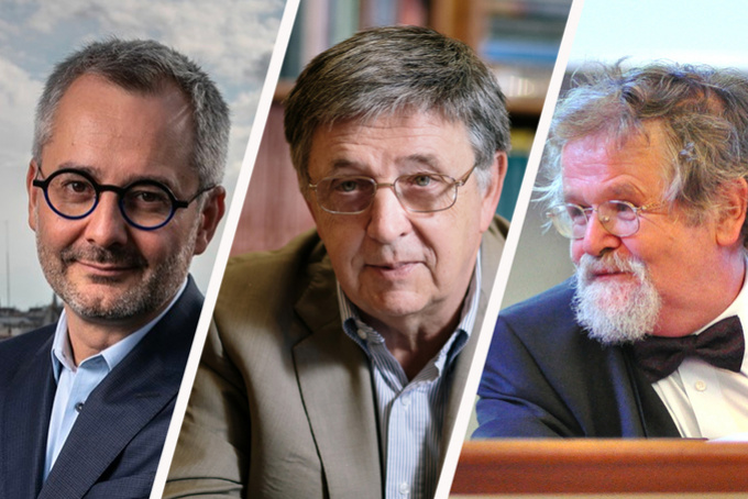 Hungarian network scientists at Europe's forefront: László Lovász and Albert-László Barabási winners of most prestigious grant in exploratory research
