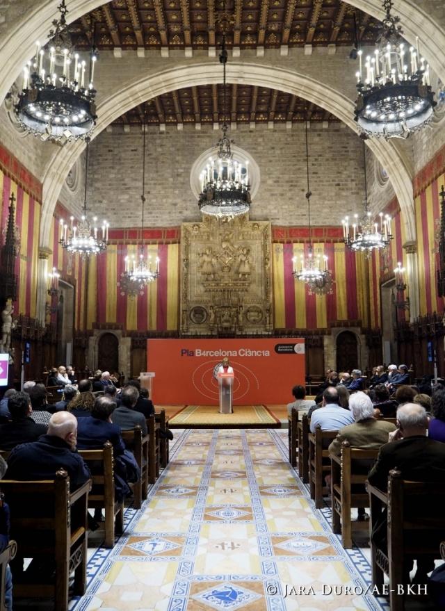 Barcelonai városháza