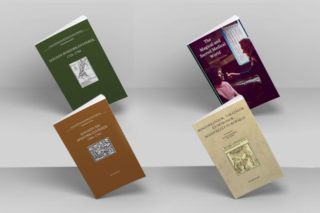Négy a projekt 36 könyve közül