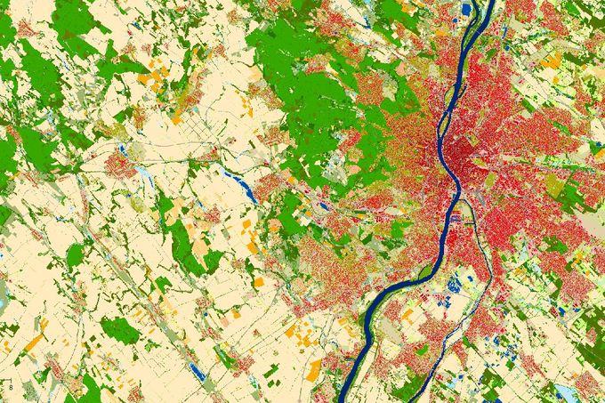 Ökoszisztéma-térkép segíti mostantól a természetvédelmet és az ökológiai kutatásokat