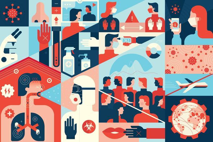 COVID-19: Lakossági tájékoztatót készítettek a Semmelweis Egyetem szakemberei